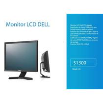 Monitor Lcd Dell 17