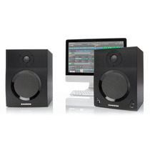 Parlantes Monitores Estudio Mediaone Bluetooth Samson Mbt5