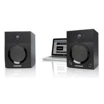Parlantes Monitores Estudio Mediaone Bluetooth Samson Mbt4