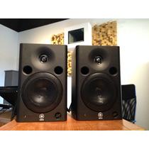 Yamaha Msp5 - Studio Monitors - (par)