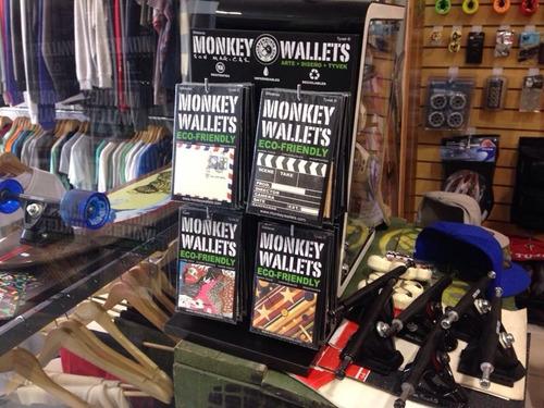 Monkey Wallets Mayoristas - Todos Los Modelos