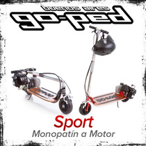 Monopatin A Motor Goped Sport Plegable Nafta Scooter 29 Cc