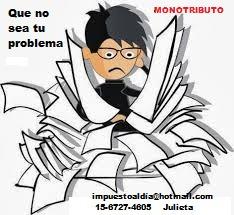 Monotributo Ingresos Brutos Responsable Inscripto F 572 Web