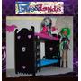 Muebles/mueblecitos Monster High Cama Barbie Muñecas