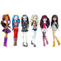 Set Monster Draculaura Clawdeen Cleo Frankie Lagoona Ghoulia