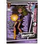 Monster High Clawdeen Wolf Power Ghouls 100% Original Mattel