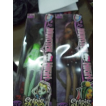 Muñecas De Monster High De 30 Cm Articuladas