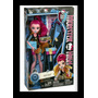 Monster High Muñeca De Gigi Grant Linea Scare Mester Z. Dvt