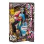 Monster High Exclusivo Neihthan Rot 100% Original Mattel