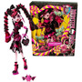 Monster High Draculaura Sweet Screams- Original Mattel