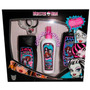 Monster High Set Para El Cabello Licencia Oficial Mattel