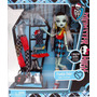 Monster High Exclusiva Frankie Stein 3 Cambios De Ropa .