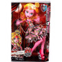 Monster High Freak Du Chic Gooliope Jellington Bunny Toys