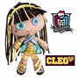 Monster High Cleo De Nilo Muñeca Peluche Mattel Nueva Filsur
