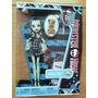 Muñeca Frankie Stein Monster High Con Mascota Y Accesorios