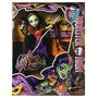 Monster High Muñeca Costa Fierce Original Mattel Z. Devoto