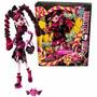 Muñeca Monster High Draculaura Sweet Screams Original Mattel