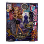 Monster High 13 Wishes Clawdeen Wolf Jugueteria Bunny Toys