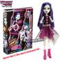 Monster High Spectra Vondergeist Ghouls Alive De Mattel.