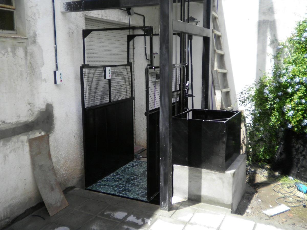 Montacargas ascensores y montapersonas general san - Precios montacargas para personas ...