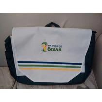 Bolso Morral Adidas Brasil 2014 Ultimo Precio. Un Regalo!!