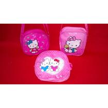 Morral Cartera Hello Kitty - Minie - Disney Bebes Para Nena