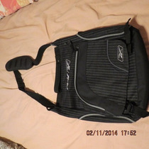 Morral Reebok Notebook 17 Excelente