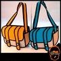 Morral Zaaap! Unisex Shomishomi Original. Cartoon 2d 3d Dibu