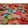 Mix Piedras Vidrio Colores Mate Para Armado Bijou X 250 Gr