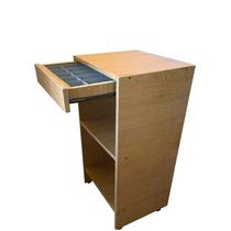 Mostrador Caja Registradora Con Gaveta Para Dinero