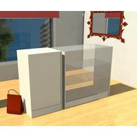 Mostrador Vitrina / Exhibidor / Caramelera /kiosco