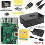 Raspberry Pi 2 Model B + Canakit Complete Starter Kit