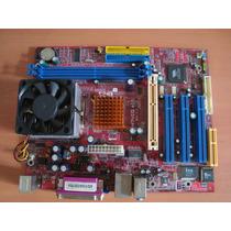 Biostar M7vig 400 Rev 7.1 + Amd Duron 1.6ghz