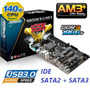 Mother Asrock 980de3 Am3 140w Sata3 Usb3 Ide - En La Plata