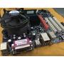Motherboard Ecs 865g-m8 + Celeron D 2,53 Llevalo Ya!