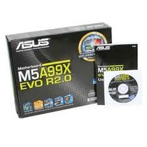 Motherboard Asus M5a99x Evo Rev. 2.0 Box Am3+ Crossfire Sli