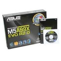 Motherboard Asus M5a99x Evo Rev. 2.0 Box Am3+ Crossfire Sli