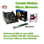 Actualizacion - Mother, Micro Y Memoria - Rafael Calzada