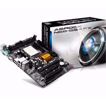 Mother Asrock N68-gs4 Fx Am3+ | Conector Ide | Serie | Ddr3