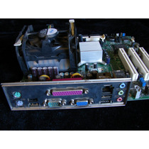 Intel D845epi + Celeron D + Cooler Intel