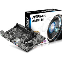 Motherboard Placa Base Asrock B-m Ddr3 Microatx Socket Am1