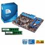 Combo Actualizacion Intel G1610 + 4gb Ddr3 | Ideal Oficina