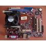 Pcchips M925 V7.3 + Intel Celeron 2.50ghz (no Funciona Audio