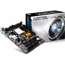 Mother Asrock N68-gs4 Fx Am3+ Ide