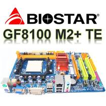 Mother Biostar Gf8100 M2+ Te Socket Am2 Am2+ Am3 Ddr2 Dvi
