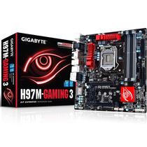 Motherboard Gigabyte Ga-h97m Gaming 3 Lga 1150 Dual Bios