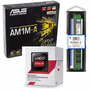 Combo Actualizacion Pc Amd Athlon 5150 X4 + Mother Am1 + 4gb