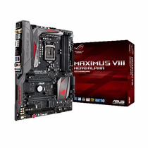 Mother Asus Maximus Viii Hero Alpha Z170 Socket 1151 Ddr4