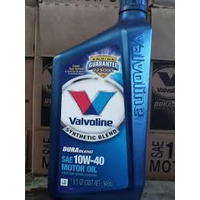 Aceite Valvoline Semi Durablend 10w40 En Caja X 6 Unid
