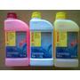 Liquido Refrigerante Bosch X 1lt Rojo Amarillo Verde